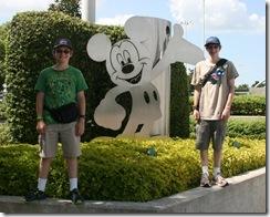 Obligatory Mickey picture