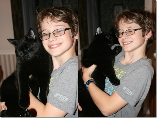 Nicky And Shadow