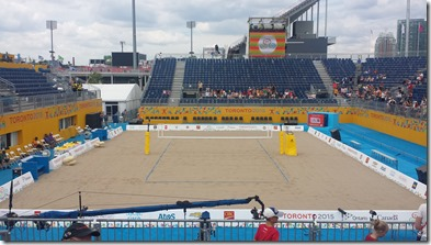 Chevrolet Beach Volleyball Centre