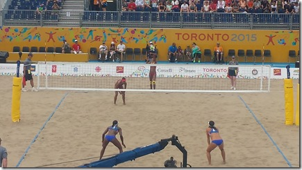 Costa Rica (near) vs. Colombia (far)