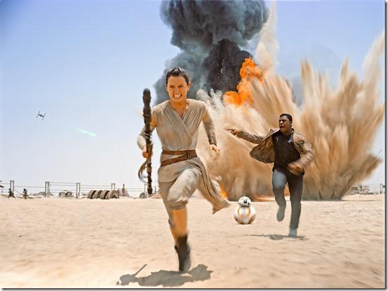 Rey & Finn