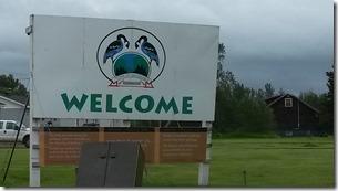 Welcome to Moosonee