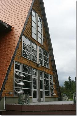 The Eco Lodge